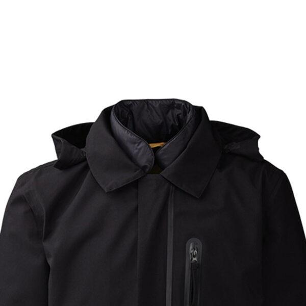 99063_xplor_mens_tech-coat_black-9000_shell-front_1