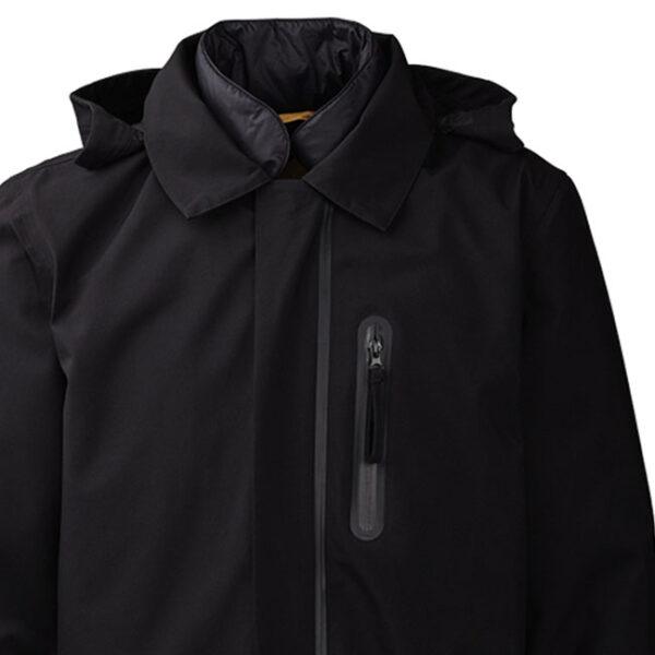 99063_xplor_mens_tech-coat_black-9000_shell-front_2