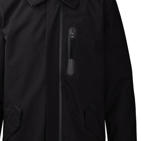 99063_xplor_mens_tech-coat_black-9000_shell-front_3