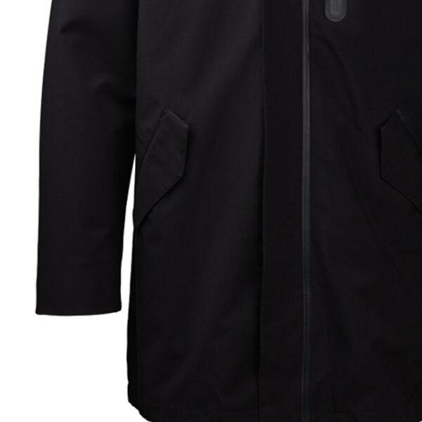 99063_xplor_mens_tech-coat_black-9000_shell-front_4