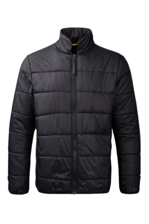 5700 xplor termojakke med thinsulate® unisex sort 9000 front