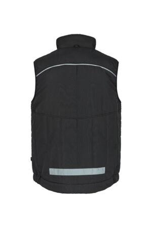 5900 Xplor Quiltet vest sort bag