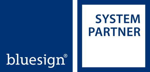 bluesign® system partner