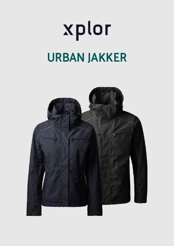 Xplor Urban jakker serie