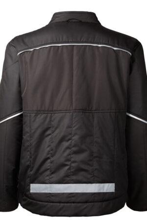 5200 xplor quilted jacket women black 9000 back