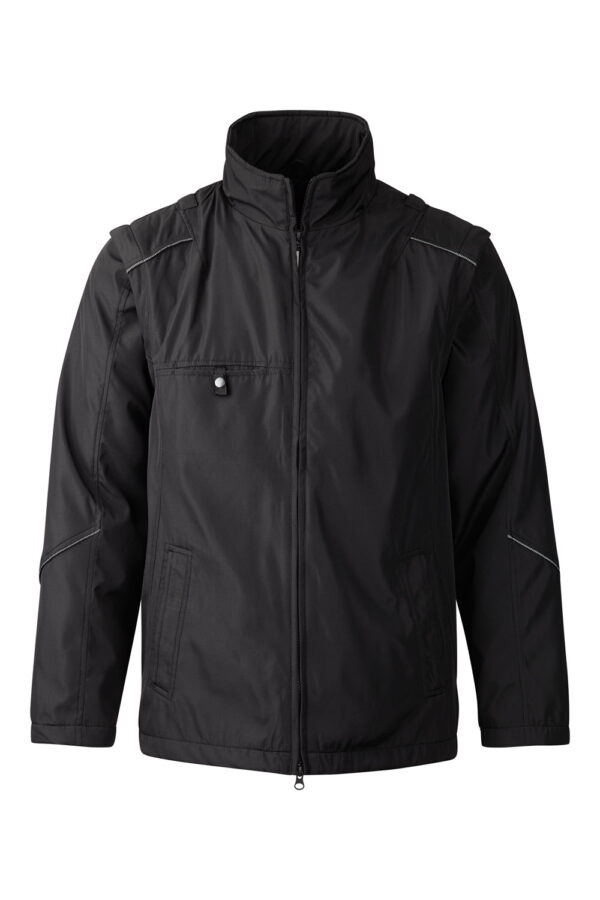 99043_xplor_all-year-jacket-removeable-sleeves_black-9000_front