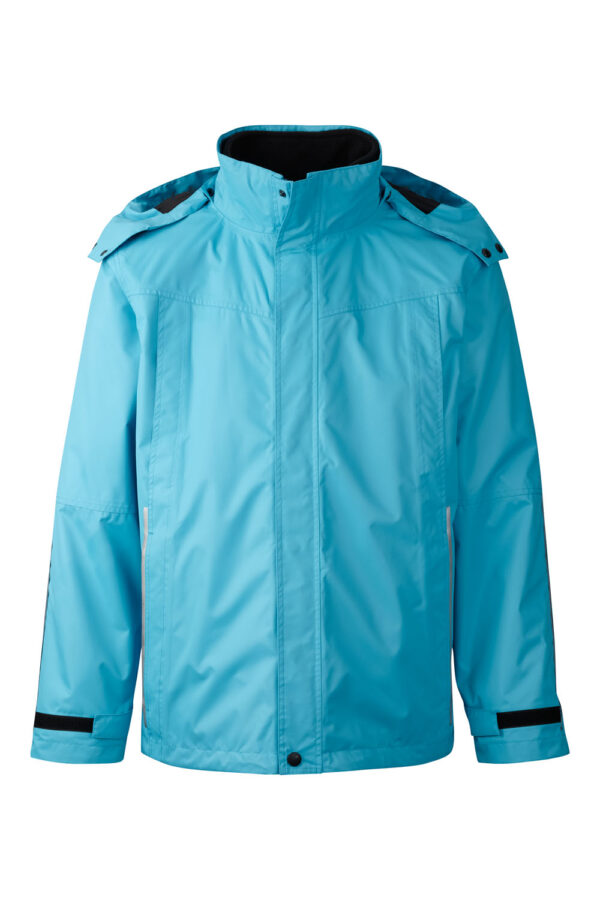 99045_xplor_unisex-3-part-jacket_shell_aqua-6050_front