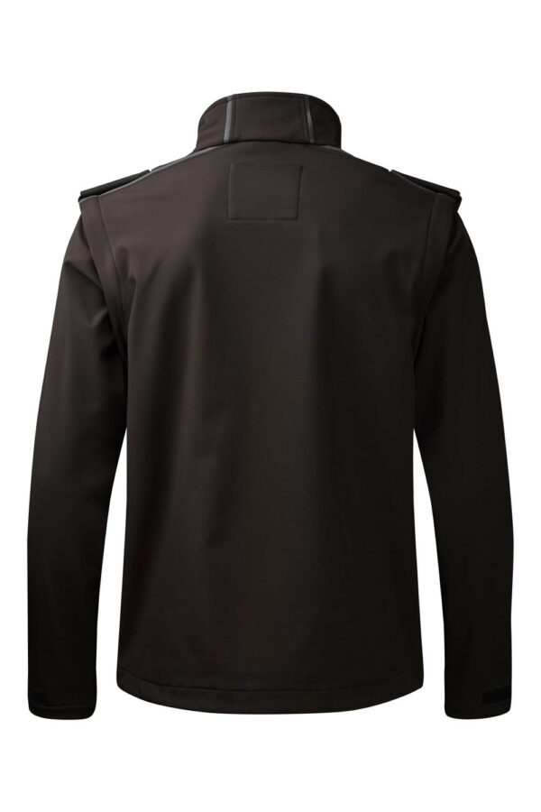 99055-xplor-unisex-tech-softshell-removable-sleeves-black-9000-Back