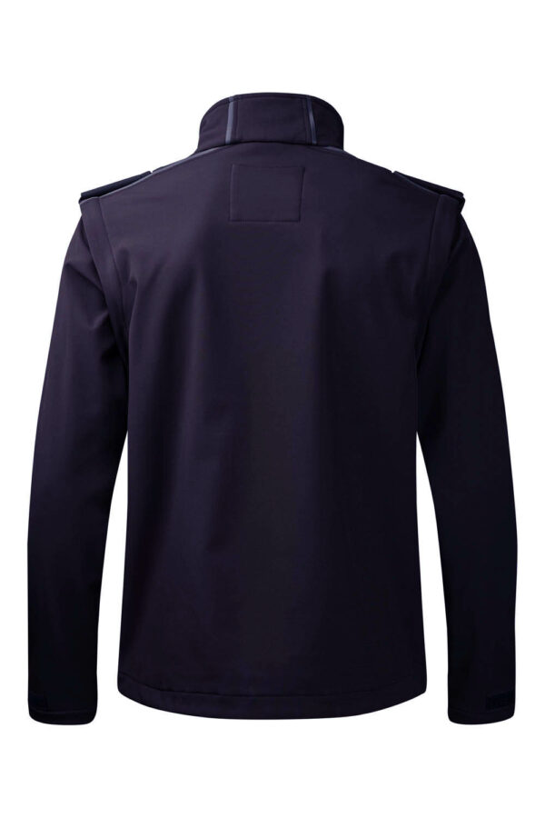 99055-xplor-unisex-tech-softshell-removable-sleeves-navy-5000-Back