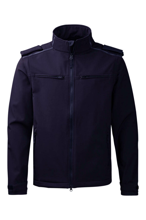 99055-xplor-unisex-tech-softshell-removable-sleeves-navy-5000-front kopi