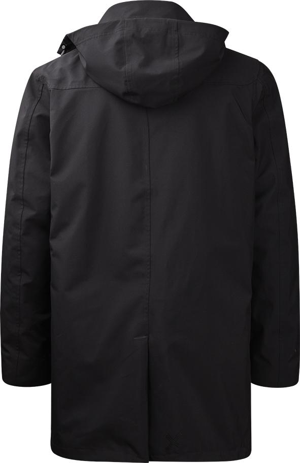 99063_xplor_mens_tech-coat_black-9000_shell-back